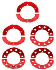 #35 Chain Sprocket Go Kart Racing 59-63 Tooth Mini Bike Gear Hub Split Sprockets