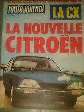 L'AUTO JOURNAL 1974 13 PORSCHE 911 CARRERA 2.7 R16 TX AUTO ESSAI BUGGY GP FRANCE