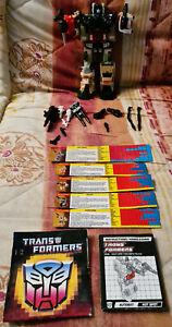 Vend Figurine Transformers G1 Protectobots Defensor
