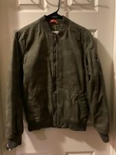 Old Navy Men's Camo FULLY LINED Bomber Jacket SX NWOT!