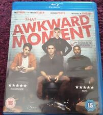 THAT AWKWARD MOMENT*BLU RAY*ZAC EFRON*IMOGEN POOTS*COMEDY*