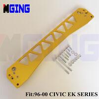 Rear JDM Control Arm Subframe Brace BWR For 96-00 LCA Honda Civic EK Series G