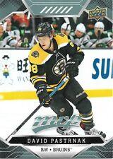 Boston Bruins - 2019-20 MVP - Complete Base Set Team (9)
