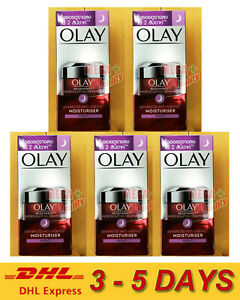 5 x OLAY Regenerist Micro-Sculpting Night Cream Advanced Anti-Ageing Moisturiser