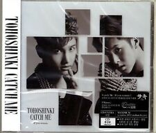 TVXQ Tohoshinki - Catch Me (If You Wanna) 12P Booklet OBI New Sealed  KPOP