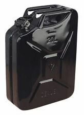 Sealey JC20B Jerry Can 20ltr - Black Post