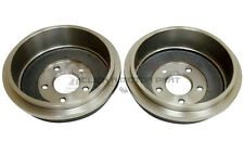 FORD TRANSIT CONNECT 1.8 TDDI TDCI + TOURNEO 2002-2009 2 REAR BRAKE DRUMS NEW