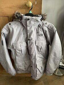 The North Face Hyvent Ski Jacket M Grey