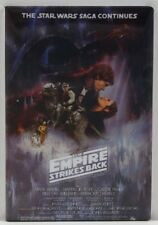 "The Empire Strikes Back Movie Poster 2"" X 3"" Fridge / Locker Magnet. Star Wars"
