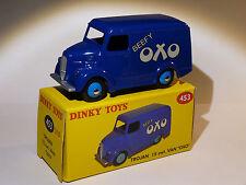 Fourgon TROJAN 15 cwt. Van OXO - ref 453 / 31D  de dinky toys atlas