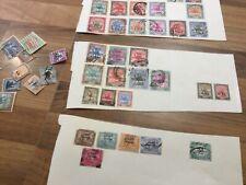 Sudan 1895-97 SG Overprints on Egypt stamps++ 12 sud