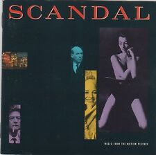 Scandal - Music From The Motion Picture ( Parlophone 1989 )