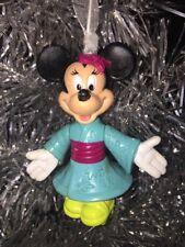 Custom Disney Minnie Mouse Christmas Tree Ornaments Decoration