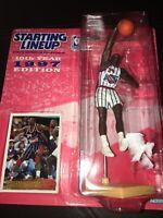 1997 Hakeem Olajuwon #34 Starting Lineup SLU With Card Houston Rockets Nba🔥look