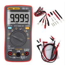 AN8008 Auto-Ranging Digital Multimeter 9999 Zählt Wellenspannungs Amperemeter
