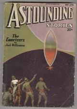 Astounding Stories May 1936 VG