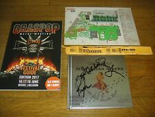 Black Star Riders ‎– All Hell Breaks Loose signed autographed CD Thin Lizzy