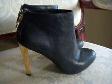 Authentic Tory Burch Corbet Zip Back Booties Boot Size 7 M $395