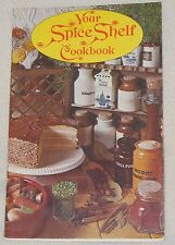 1972 American Trade Your Spice Shelf Seasoning Blend Recipe Cook Book Booklet