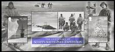 Isola di Man, Scott Polo Sud Expedition, MER. n. 85 Blocco Posta freschi