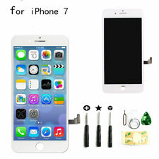 White For iPhone 7 Screen Replacement LCD Touch Digitizer Assembly Display Tools
