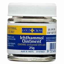 Gold Cross Ichthammol Ointment 25% - 25g