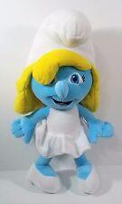 """KellyToy Smurfette 14"""" Plush Stuffed The Smurfs Doll Toy"""