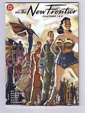DC The New Frontier Volume One DVD Issue Promo Giveaway Mini Comic 2008 VF/NM