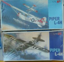 Kp Piper L-4H kit 31 Green wheels kit 32 floats version choice finishes 1:72 Nib