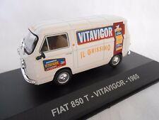 """FIAT 850T """"VITAVIGOR"""" DE 1965 1/43ème"""