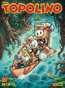 Topolino N° 3426 - Disney Panini Comics - ITALIANO NUOVO