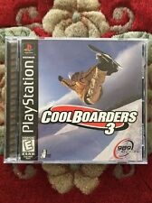 Cool Boarders 3 Playstation 1 PS1