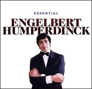 ENGELBERT HUMPERDINCK * 44 Greatest Hits * New 3-CD SET * All Original Versions