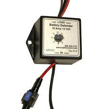 12 Volt, 15 Amp Low Voltage Disconnect Battery Saver [1950-222]