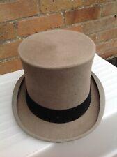 Vintage Original Gieves Top Hat in its Original Gieves Hat Box-Gieves and Hawkes