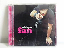 CD ALBUM PASCAL OBISPO Fan EPC 512584 7