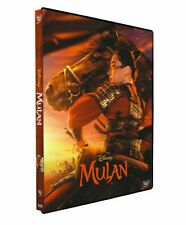 Mulan (1-Disc DVD, 2020) Live Action - New Movie