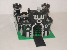 LEGO VINTAGE - SYSTEM SET - 6085 - BLACK DRAGON CASTLE - BLACK MONARCHS