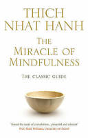 NEW The Miracle Of Mindfulness By Thich Nhat Hanh Paperback Free Shipping