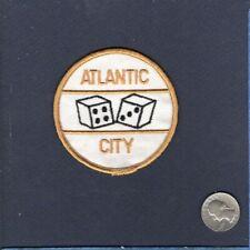 Atlantic Ville Neuf Jersey Vintage Uniforme Chapeau Veste Nouveauté Patch