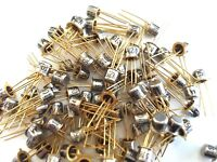 2N2501 Small Signal Transistors BY MOTOROLA LOT OF 5