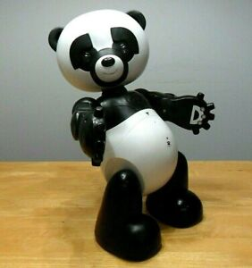 "✰🔥L👀K WowWee Robo Panda Battery-Operated Interactive Toy - ~18"" - Cartridge 1✰"