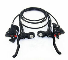 Shimano BR+BL-MT200 MTB Bicycle Hydraulic Disc Set Brake Front & Rear Black New