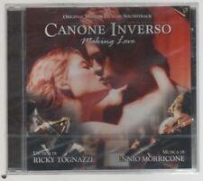 ENNIO MORRICONE CANONE INVERSO MAKING LOVE  CD F.C. SIGILLATO!!!