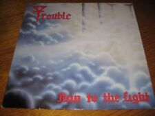 Trouble-Run to the light LP,Metal Blade Holland 1987,megarar,8 Tracks,excellent!