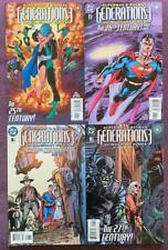 Superman & Batman Generations 3.  #6 to #9. (DC 2003) 4 x issues.