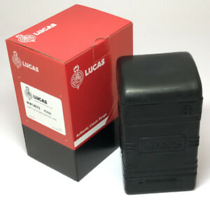 Genuine Lucas Motorbike Battery Box PUZ5D Flexible Rubber Small Type B49-6