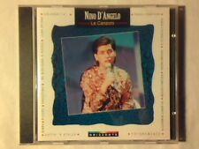 NINO D'ANGELO Le canzoni cd RARISSIMO COME NUOVO VERY RARE LIKE NEW!!!