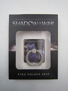 PS4 Xbox One 1 PC Middle-Earth Shadow of War Asia Bonus Ring Holder Grip NO GAME