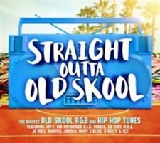 Various Artists Straight Outta Old Skool CD - Release 7th August 2015